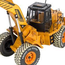 excavator halloween costume 1 10 scale rc excavator tractor digger construction truck remote