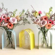 Modern Flower Vase Modern Flower Vase For A Unique Way To Make Flower Arrangements