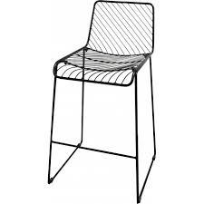 chaise haute chaise haute de bar pour extérieur aléa déco