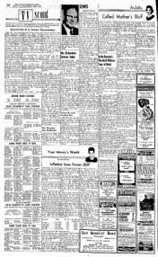 Abilene Reporter News From Abilene Texas On March 10 1955 by Abilene Reporter News From Abilene Texas On August 5 1968