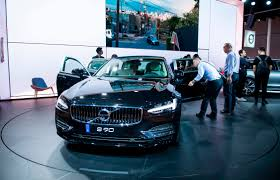 When Are New Car Models Released Volvo All New Vehicle Models To Be Electric Or Hybrid From 2019