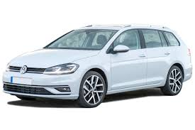 volkswagen golf estate review carbuyer