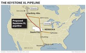 Tpp Map Warkentin Encouraged By Progress On Keystone Xl Pipeline Chris