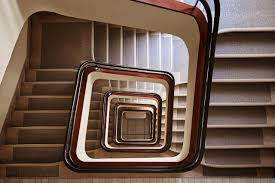 Stair Cases Perfectly Photographed Art Deco Staircases Setaprint An Archive