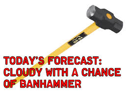 Ban Hammer Meme - image 65301 banhammer know your meme