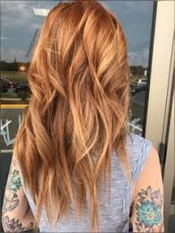 how to get rid of copper hair ginger balayage pinteres