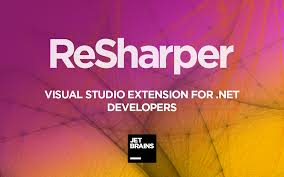 resharper visual studio extension for net developers by jetbrains