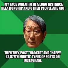 Long Distance Relationship Meme - meme creator my face when i m in a long distance relationship