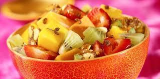 recette de cuisine originale salade de fruits originale au poivre du sichuan facile recette