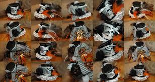 halloween hats halloween mini top hat by noflutter on deviantart