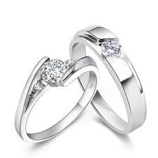 Unique Wedding Rings For Women by One Piece Stylish Rhinestone Solid Color Ring For Women Unique