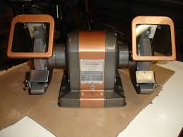 Used Bench Grinder For Sale Craftsman Block Motor Bench Grinders What U0027s The Fuss With