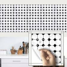 Tile Stickers For Kitchen Online Get Cheap Kitchen Furniture White Aliexpress Com Alibaba