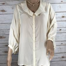 sailor blouse 93 anthropologie tops anthropologie odille slouched silk