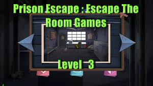 prison escape escape the room games level 3 побег из тюрьмы