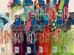 Swell Lilly Pulitzer by Lilly Pulitzer Inspired Camelbak Water Bottle With Monogram
