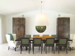 Dining Room Inspiration Ideas White Asian Modern Dining Room Dining Room Decorating Ideas Lonny