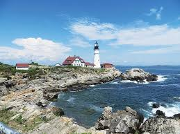 Portland Maine Map by New Greater Portland Maine Map Adventures