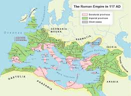 A New Map Of Jewish by 40 Maps That Explain The Roman Empire Vox
