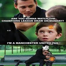Funny Man Utd Memes - poor manchester united fan by negergoose meme center