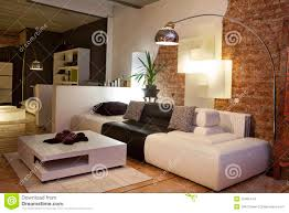 Modern Living Furniture Modern Living Room Sofa Couch Design Interior Stock Images Image