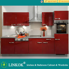 high gloss red kitchen cabinet high gloss red kitchen cabinet