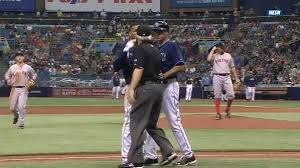 Red Sox Yankees Benches Clear Benches Clear Between Red Sox And Rays Rays Index
