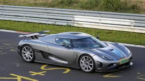 koenigsegg agera concept koenigsegg agera r u0027development car u0027 spied on nürburgring motor1