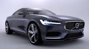 volvo coupe volvo launches the volvo concept coupe 2013 remake of the p1800