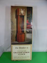Barwick Grandfather Clock Bentley Ix 9 Grandfather Clock New In Box Korea 5 Feet Tall