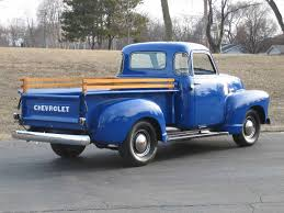 chevy truck car chevy 3100 pick up truck pickups panels u0026 vans original