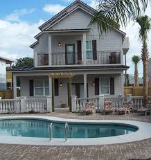 destin vacation rentals with pool