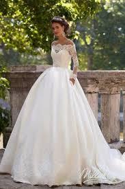 princesse robe de mariã e dos nu robe de mariée princesse en dentelle et satin avec 3 4