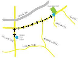 Anaheim Zip Code Map by Anaheim Hills Community Council