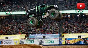 monster trucks shows videos monster jam