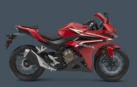 honda cbr bikes list 2016 honda cbr500r a closer look