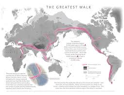 africa map high resolution the greatest walk out of walk