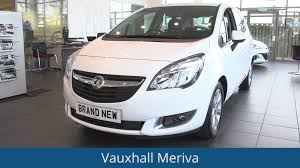 vauxhall meriva vauxhall meriva 2016 review youtube