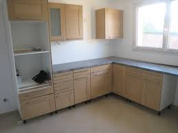 construire sa cuisine en bois cuisine faire construire pose de la cuisine ã quipã e construire