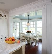 Kitchen Nook Decorating Ideas - wonderful photo of traditional dining room breakfast nook los