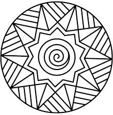 coloring pages abstract art coloring pages mandala coloring pages
