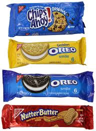 halloween sandwich bags amazon com nabisco cookie variety pack 24 count