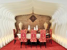 furniture awesome moroccan dining room with moroccan wall decor