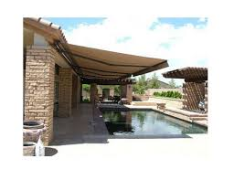 Retractable Patio Awning 13 X 10 Canopy Sun Shade Deck Uv