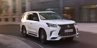 lexus years models lexus lx superior more aggressive model revealed in russia