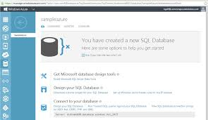 the absolute beginner u0027s guide to windows azure sql database