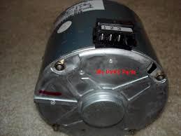 trane condenser fan motor replacement mot04104 trane am std 1 5th hp condenser fan motor