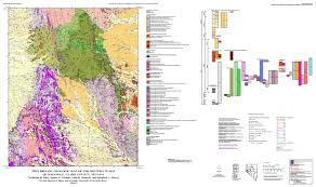 Clark County Gis Maps Clark County U2013 Four New Geologic Maps Nbmg