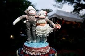 cutest cake topper ever cheap u0027n u0027 quirky wedding