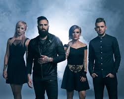 unleashed u0027 from expectations skillet returns with a big rock